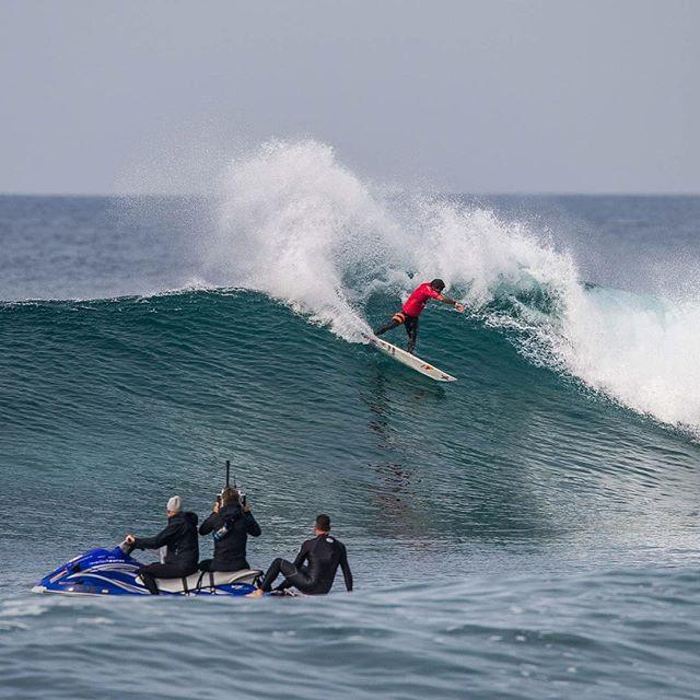 Surf : « Rip Curl Pro Bells Beach » – Michel Bourez s'incline face à Jordy Smith
