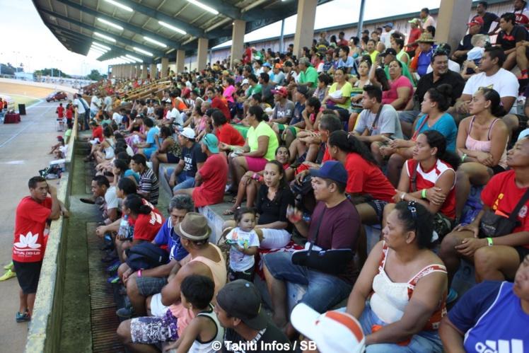 Chaque année le Festival des îles mobilise les foules