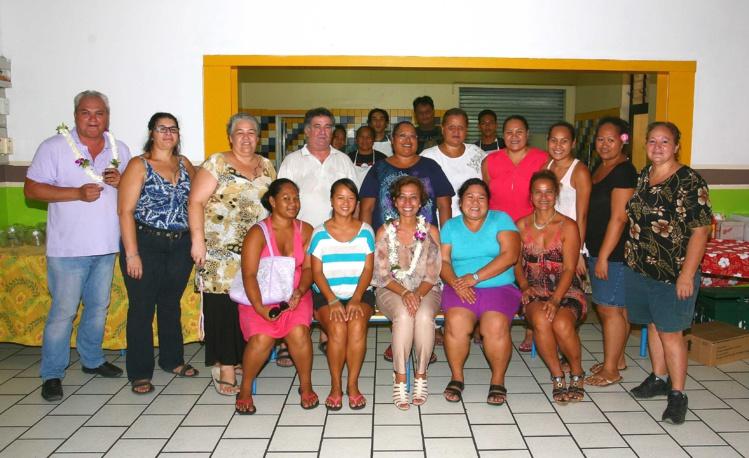 Le partenariat avec le socle associatif participe à la cohésion sociale en Polynésie.