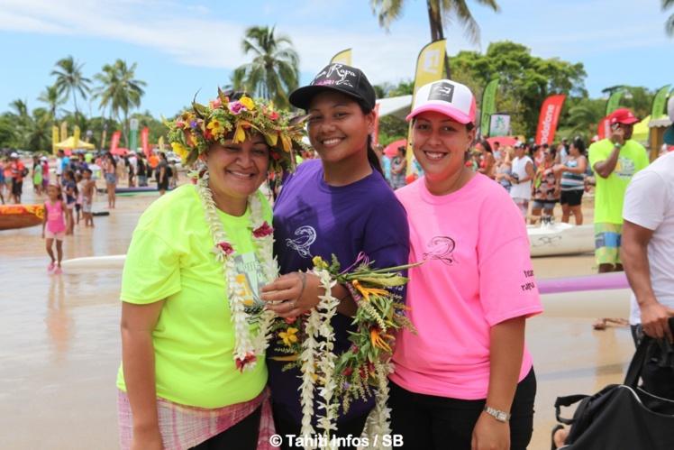 Le marathon Polynésie 1e a été particulièrement réussi cette année