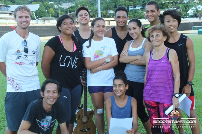 Athlé « Match Pacifique Minimes » : De belles performances pour nos jeunes tahitiens