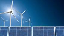 Croissance record des énergies renouvelables en 2015