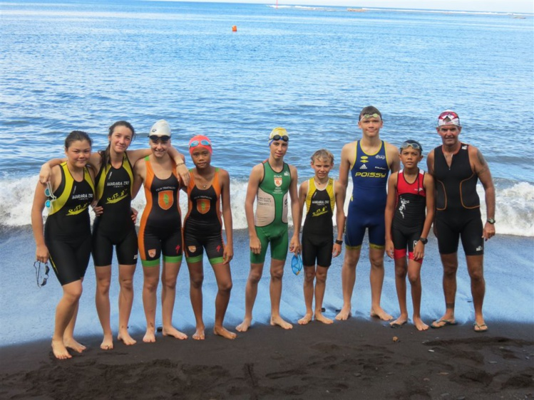 Triathlon : La fédération prépare sa jeune garde