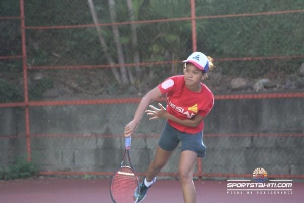 Tennis féminin: Maika Zima défendra les couleurs de la Polynésie au tournoi de la Fedcup en Thaïlande