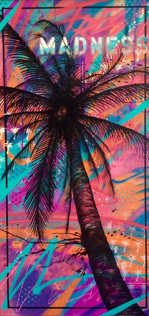 """""""Tropical Art"""" by Cronos du 14 au 26 avril"""
