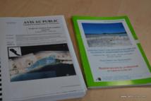 Le dossier de l'étude d'impact sur l'environnement du complexe aquacole de Hao et le registre pour y noter commentaires et questions, est disponible jusqu'au 15 avril au service de l'urbanisme, à la direction des affaires foncières, à la direction des affaires marines et à la direction de l'environnement. La consultation est publique.