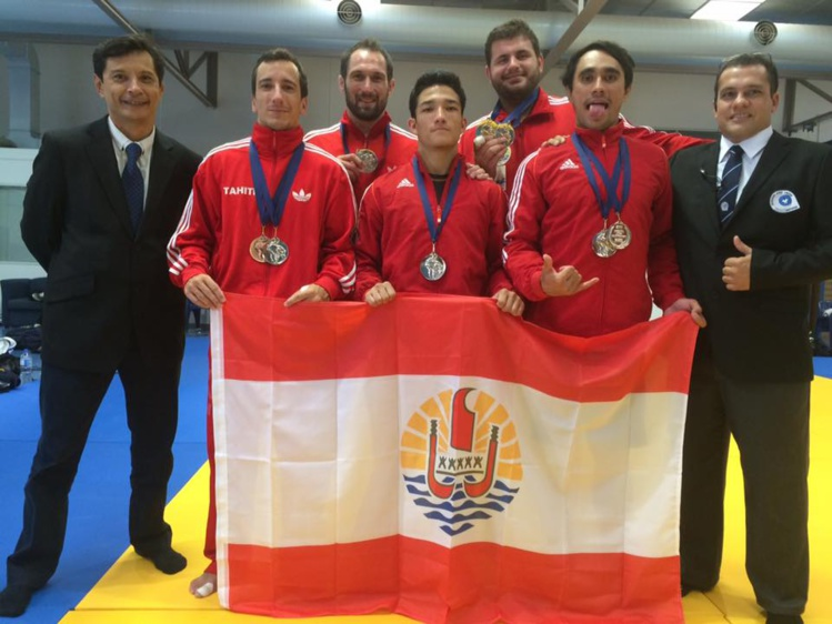 Judo « Championnat d'Océanie » : Quatre médailles pour Tahiti