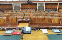 Le partage des présidences de commissions intérieures sera effectué dans la journée.