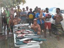 Championnat de Polynésie de pêche sous marine le 7 et 8 juillet à Raiatea : les « Black fins » se préparent sérieusement