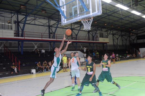 Basket Ball « Chpt Phase 3 J3 » : Fei-Pi prend le meilleur sur SDJ
