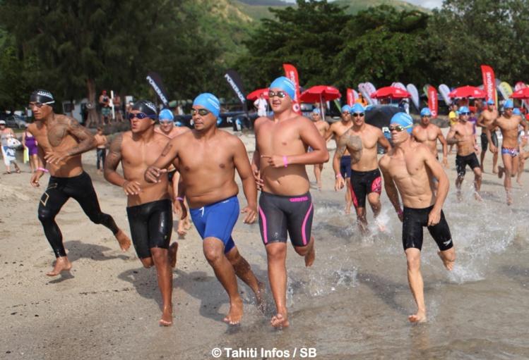 Keahi Agnieray rivalise avec des athlètes plus âgés que lui.