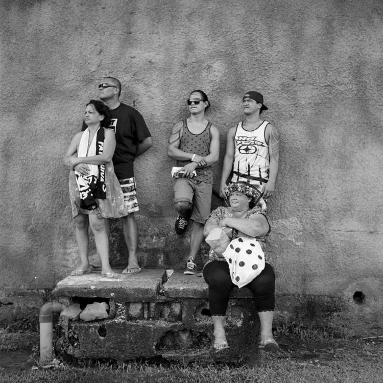 Le photographe strasbourgeois a saisi les représentations mais aussi les à-côtés du festival.   Photo : Pascal Bastien
