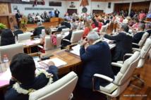 Commissions législatives : le Tahoera'a privé d'un siège à l'Equipement