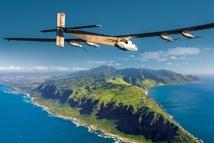 Hawaii : Solar Impulse 2 devrait reprendre son tour du monde dans quelques jours