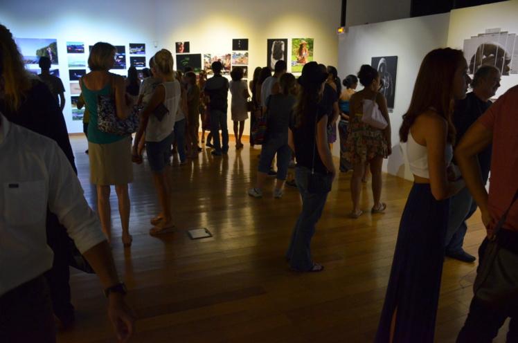 L'exposition Hoho'a 2016 se poursuit jusqu'à dimanche 24 avril au Musée de Tahiti et des îles à Punaauia.