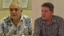 Alors que Bruno Marty (à droite) a été limogé de la TEP début mars, il devrait être remplacé à la présidence de la société d'économie mixte par Marc Chapmann, vendredi. Guy Stalens, l'actuel DG de la TEP, devrait égalment être débarqué.