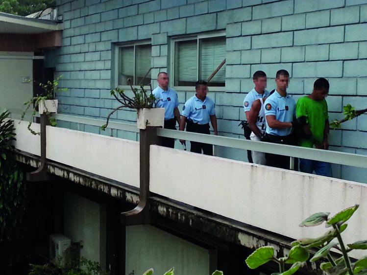Les deux agresseurs, conduits au palais de justice ce jeudi, ont demandé un délai pour préparer leur défense.