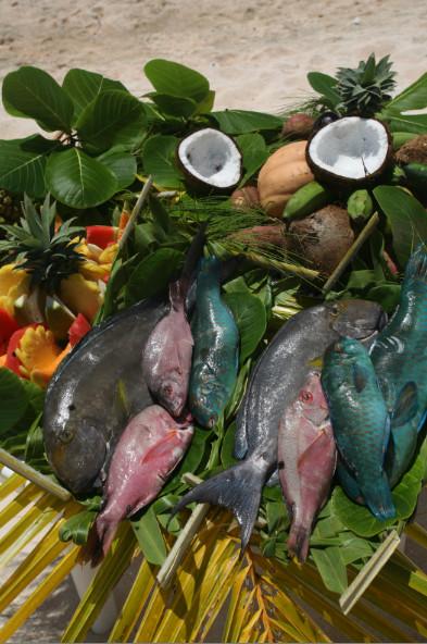 Carnet de voyage - Makemo : gourmandises paumotu