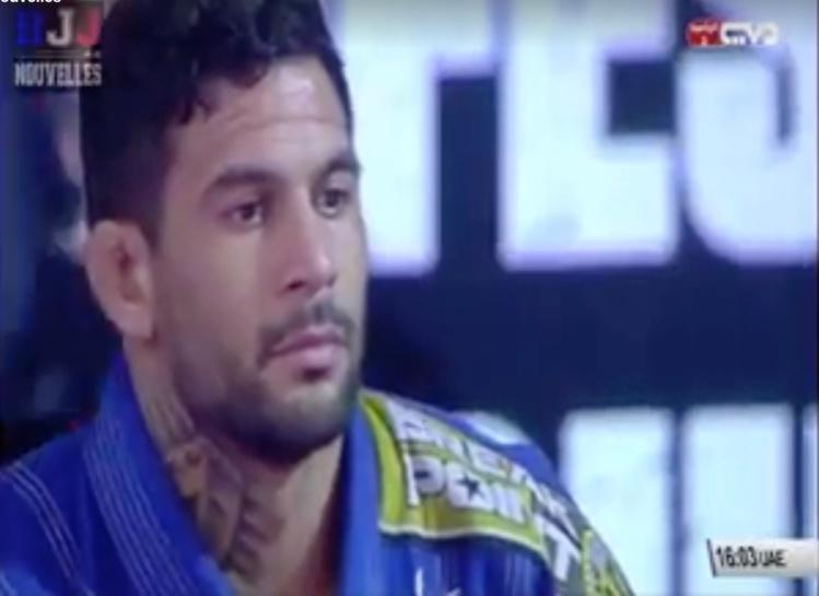Jiu Jitsu Brésilien – Championnats du monde Abu Dhabi : Dany Gérard contraint à l'abandon en quart de finale