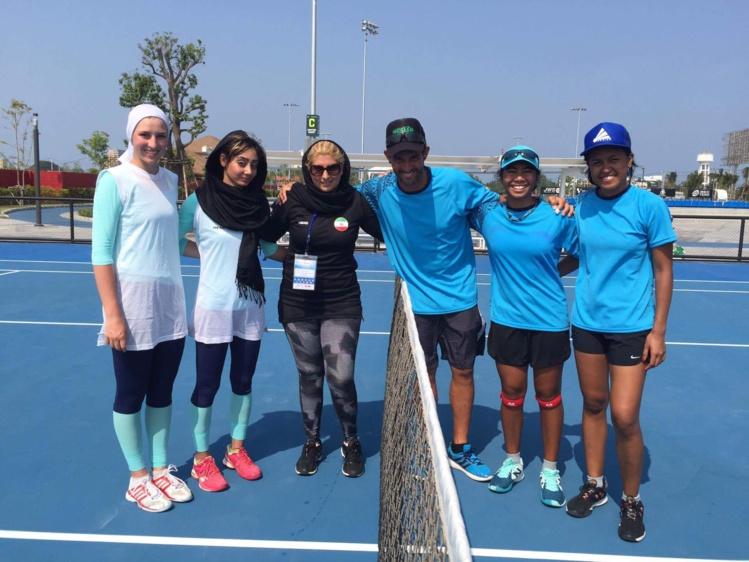 Tennis « FedCup » : Un parcours honorable pour la Pacific Oceania