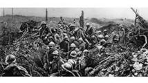 Hommage aux morts australiens de 1914-18 en France