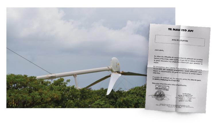 Des coupures électriques sont programmées tous les soirs jusqu'au 12 mai sur l'atoll de Makemo.