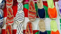 Pays Basque: un fabricant d'espadrilles lance des modèles uniques en peau de truite