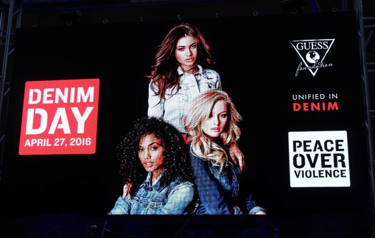 Denim Day : Aujourd'hui, portez des jeans