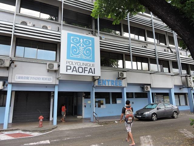 Dans la nuit du 17 au 18 mars, la clinique Paofai s'était retrouvée sans électricité.