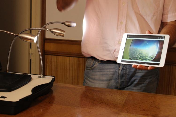 Le Li-Fi dans les communes d'ici fin 2016 ?