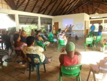 Gestion de l'espace maritime à Moorea : à la rencontre des pêcheurs
