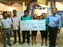 Un partenariat au profit des étudiants entre Air France et le lycée hôtelier