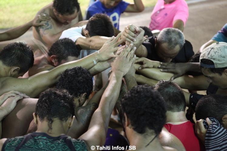 Le rugby polynésien est actuellement divisé entre deux fédérations