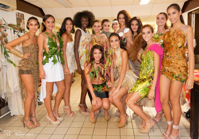 Dans les coulisses de la Tahiti Fashion Week 2015 - Crédit : Hereora vibs Photography.