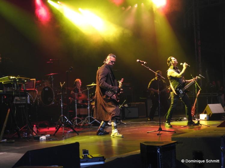Un concert exceptionnel et des confidences touchantes : Johnny Hallyday a toujours la flamme !