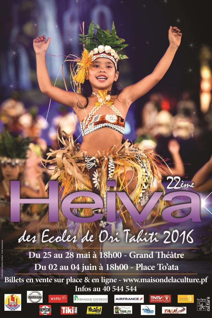 Le 'ori tahiti et la musique traditionnelle suscite toujours plus d'engouement auprès des jeunes générations !