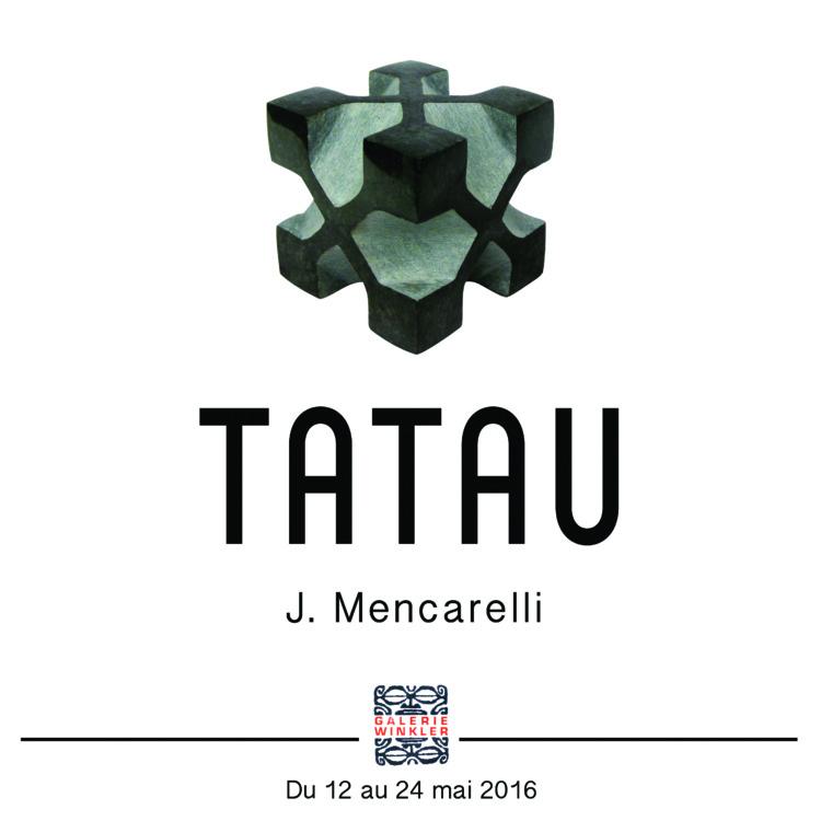 """Jonathan Mencarelli, le sculpteur qui """"tatoue"""" les pierres"""