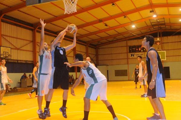 Basket « chpt fédéral » : Aorai prend l'ascendant sur Fei pi