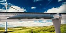 """USA: nouveaux développements en vue pour """"Hyperloop"""", le train du futur"""