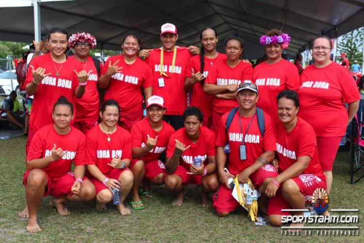 Le Team Bora se qualifie pour la suite de la compétition en V12 Open Femmes