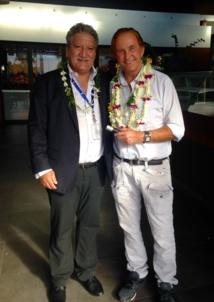 Le ministre du Tourisme rencontre le PDG du groupe Abercrombie & Kent