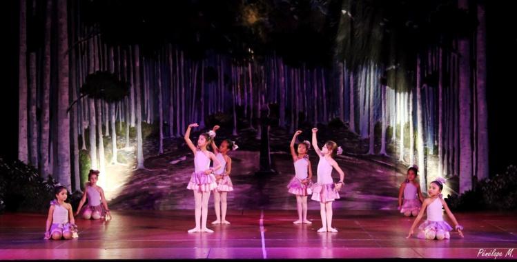 Près de 130 élèves du centre de danse Tamanu Iti vous proposent une visite guidée que vous n'êtes pas prêts d'oublier !