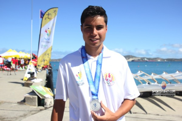 Triathlon : Keanu LORFEVRE se qualifie pour les championnats de France
