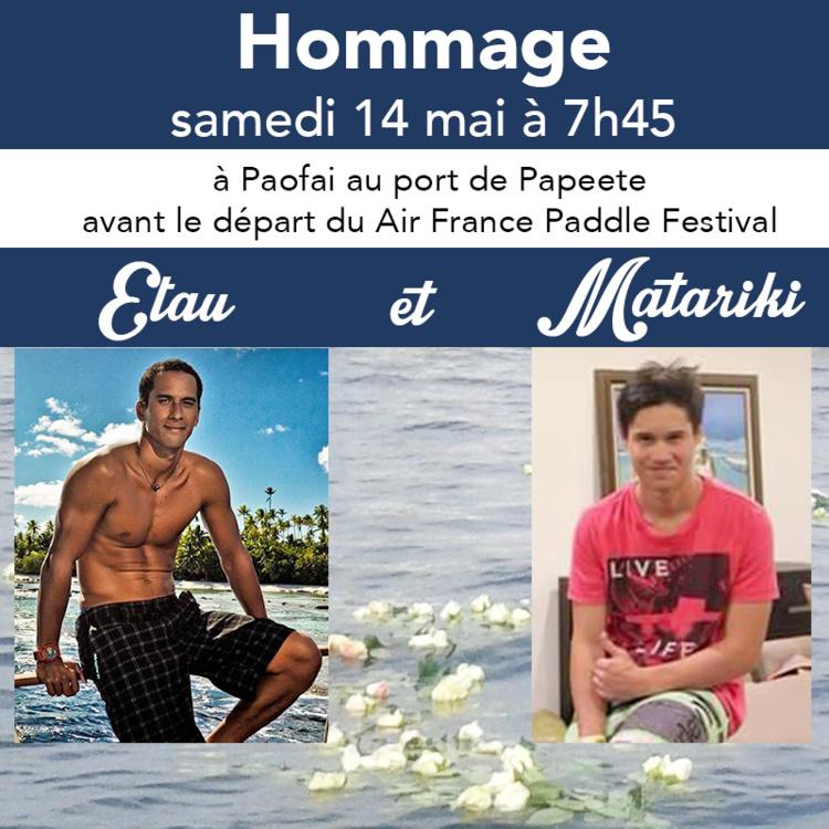 Matariki & Etau, deux jeunes hommes passionnés de sports de glisse, qui sont partis trop tôt...