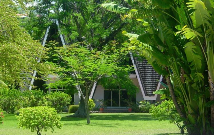 Papeete d'antan : La place Tarahoi