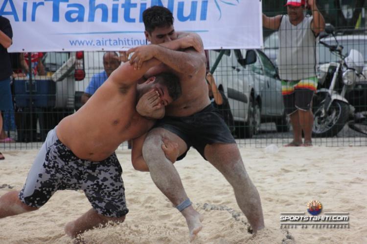 Lutte « Tapito Beach Wrestling 2016 » : Une première édition de qualité