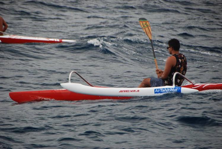 OC1 « Kaiwi Solo Challenge  » : Kévin Céran Jérusalémy 2ème à cause d'une pénalité
