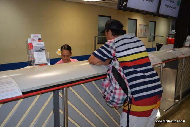 Des agents non grévistes assurent le service malgré le conflit social