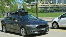 USA: Uber commence à tester une voiture sans chauffeur en Pennsylvanie