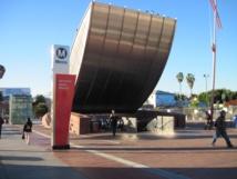 USA: le métro de Los Angeles va enfin jusqu'à la plage